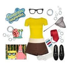 Spongebob Halloween Costumes Girls Spongebob Costume Diy Google Søgning Autumn Halloween