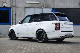 land rover vogue sport lumma news clr sr conversion based on range rover vogue