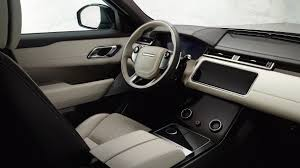 new land rover discovery interior new range rover velar first edition land rover mena