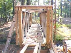 wooden bridge plans a step by step photographic woodworking guide page 352