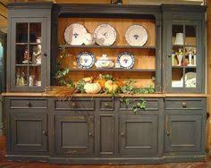 Cottage Style Buffet by Samples Of Painted Buffets And Hutches Pc Country Style