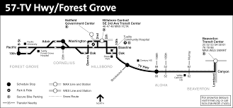 Map Of Oregon Highways by 57 Tv Hwy Forest Grove