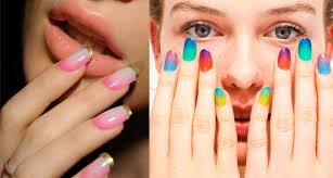 ombre nail art u2013 popular techniques for gradient nails