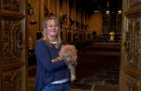 julie tottman i trained hermione u0027s cat for the harry potter films