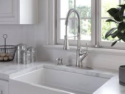 watermark kitchen faucets kohler industrial kitchen faucet commercial style 6 verdesmoke