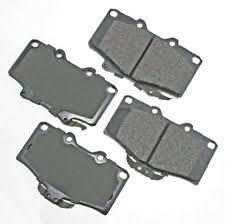 97 toyota 4runner parts akebono front car truck brakes brake parts for toyota 4runner