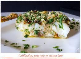 cuisine cabillaud cabillaud morue fraîche croûte tomates séchées ail persil et