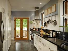 galley style kitchen design ideas galley kitchen design 23 marvelous idea view in gallery modern