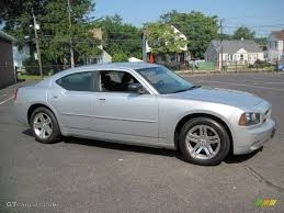 bright silver metallic 2006 dodge charger se exterior photo