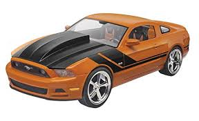 2014 ford mustang amazon com revell 2014 ford mustang gt model kit toys