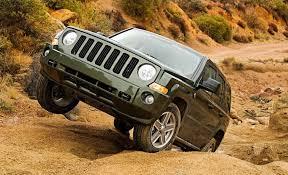 2009 jeep patriot sport reviews 2009 jeep patriot review reviews car and driver