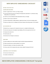 30 hr checklist templates free sample example format free