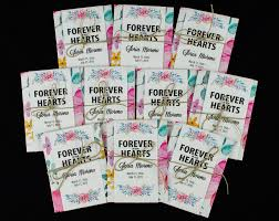 personalized seed packets pink memorial wildflower seed packets gloria s garden