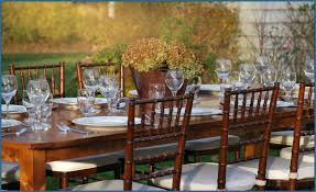 true north event rentals family farm tables u2022 handcrafted u2022 rent