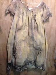 zombie costume walking dead haunted house halloween dress
