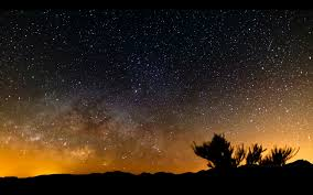 beautiful starry night wallpaper hd images u2013 hd wallpapers images