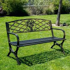Patio Chairs Patio Ideas Garden Furniture Metal Bench Outdoor Table Metal
