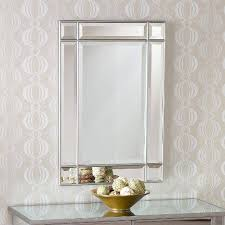 Beveled Bathroom Mirrors 15 Best Of Frameless Beveled Wall Mirrors