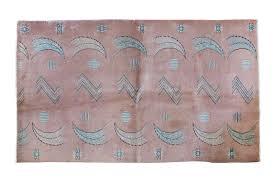 Pink Area Rug 5x8 Vintage Rug Ee001634 Westchester Ny Rugs