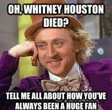 Whitney Houston Memes - cu boulder meme page web humor in the buff westword