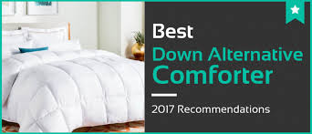Chezmoi Collection White Goose Down Alternative Comforter 5 Best Down Alternative Comforters Nov 2017 Reviews U0026 Ratings