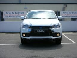 2017 mitsubishi asx 3 1 6 5dr estate manual ref u01039 8593