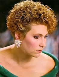 image result for tight curly pixie cut beautiful curls