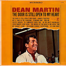 dean martin the door is still open to my at discogs