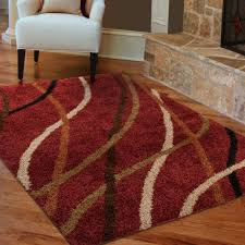 red and brown rugs rug designs