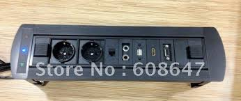 Desk Outlet Store Motorized Office Desk Outlet With 2 Eu Power 1 Network 1 Mic U0026audio