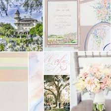 inspirations jekyll island wedding invites momental