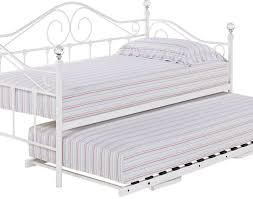 daybed metal daybed beautiful white daybed frame source curious