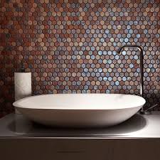 bathroom ideas for 2017 interior design trends walls and pizzazz eco friendly mosaic tiles