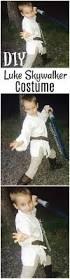 Luke Skywalker Halloween Costume Child Diy Luke Skywalker Costume Star Wars Costume