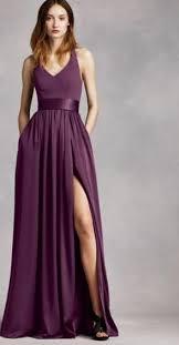 plum bridesmaid dresses new wedding ideas trends