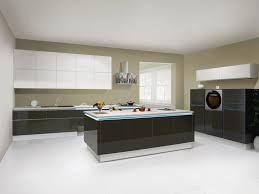 sleek modular kitchen decor information about home interior and
