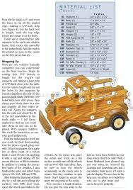2781 wooden toy car plans wooden toy plans truck pinterest