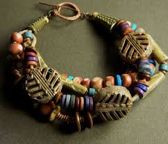 metal beads bracelet images 25 best big small african metal beads images jpg