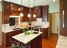 The Cabinet Store Apple Valley Floors Traditional Dark Wood Cherry Kitchen Cabinets 65 Kitchen