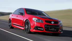 vauxhall holden 2015 holden commodore ssv gets special edition inspired by aussie