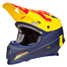 thor helmet motocross thor helmet sector level navy yellow 2018 maciag offroad