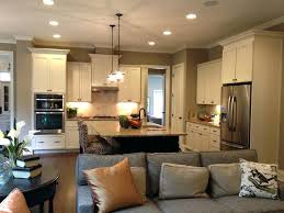 large kitchen plans open kitchen floor plans with island iner co