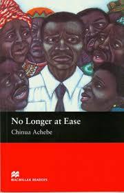 no longer at ease u0027 by chinua achebe رفـعـت رفـيـق الـعـرعـيـر