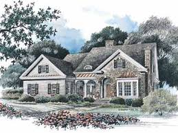 sparkling sunroom hwbdo00582 french country house plan from
