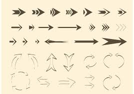 Decorative Arrows For Sale Arrow Free Vector Art 4185 Free Downloads