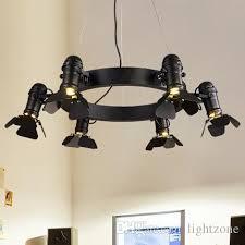 Spotlight Chandelier Pendant L Creative Individual Led Spotlight Chandelier Lighting