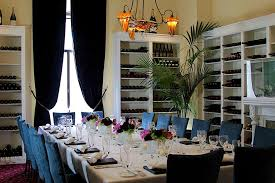 Dinner Room ModernEclecticHotelDinnerRoomChairs Modern - Private dining rooms in san francisco