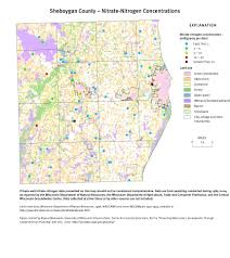 Wisconsin City Map by Protecting Groundwater In Wisconsin Through Comprehensive Planning