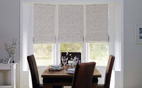 bay window blinds images white wooden blind in a bay window u201c best blinds for a bay