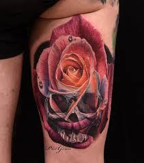 184 best u003c u003cskull tattoos u003e u003e images on pinterest tattoo designs